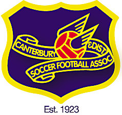 Canterbury District Soccer Football Association